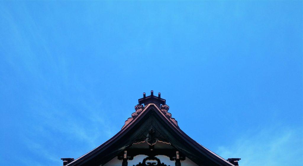 高山善光寺本堂